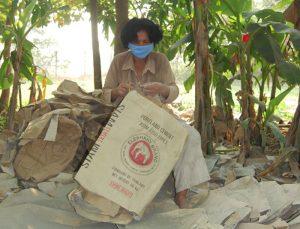 Angkor Recycled - sortieren