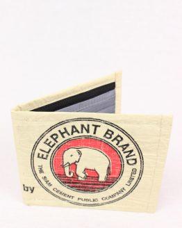 Geldbeutel Elefant rot