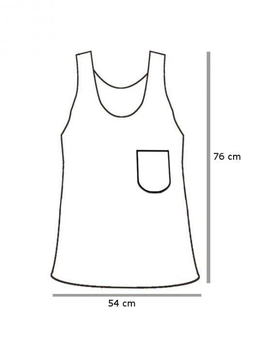 Tanktop Size