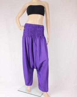 Jumpsuit Aladinhose - lila