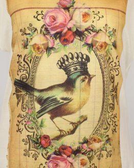 T-Shirt - König der Vögel Vintage