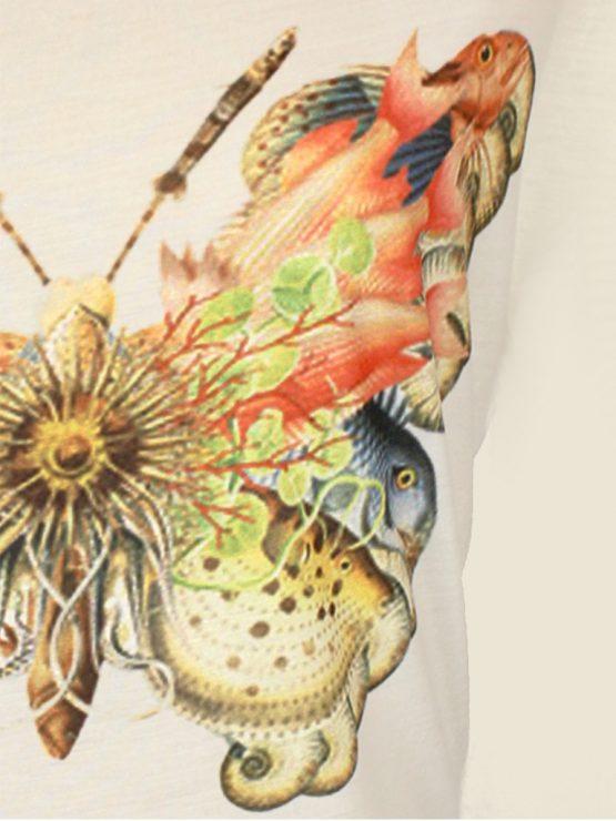 Tanktop - Schmetterling aus Fischen