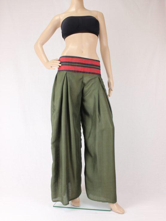 Thaihose - Hosenrock Burma khaki