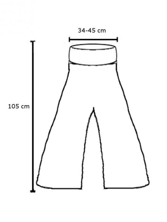 Thaihose - Hosenrock Burma Size